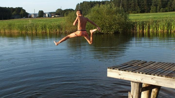 В Свердловской области нет водоёмов, безопасных для купания