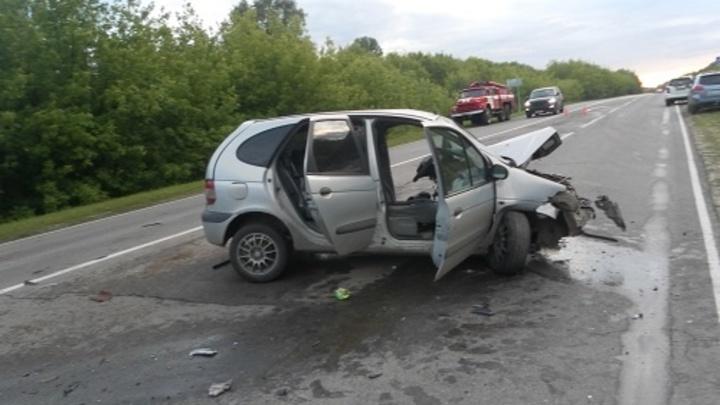 В Ардатовском районе в аварии пострадали пять человек, в том числе ребенок