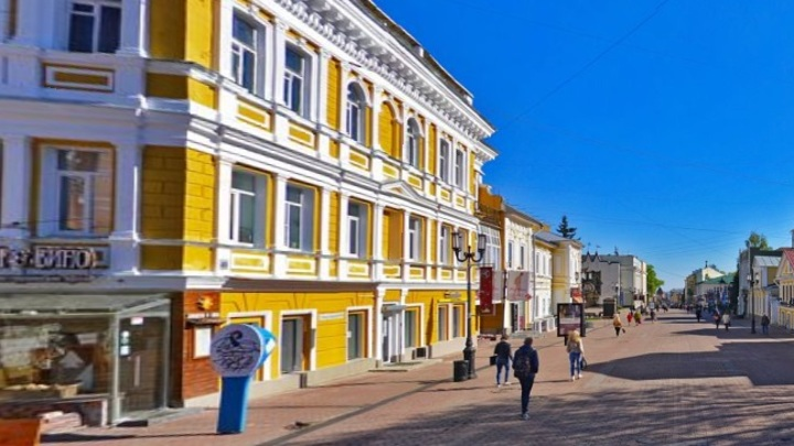 На главной улице Нижнего Новгорода могут запретить ездить на велосипедах и самокатах