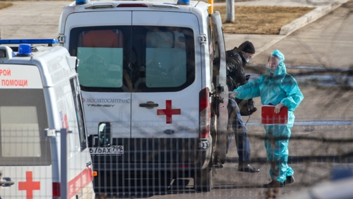 Семь пациентов с коронавирусом скончались в Кузбассе за сутки