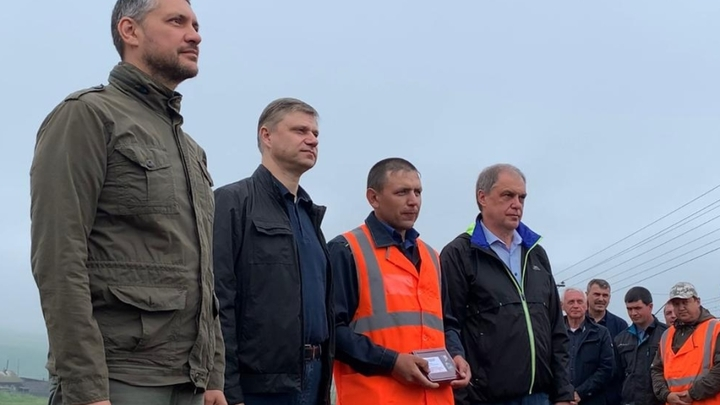 Глава РЖД Белозеров назвал восстановление моста трудовым подвигом забайкальцев