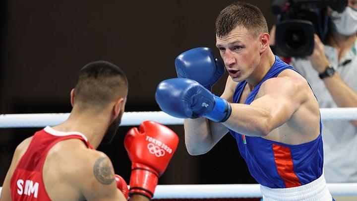 Боксер из Гомельской области победно стартовал на Олимпиаде в Токио