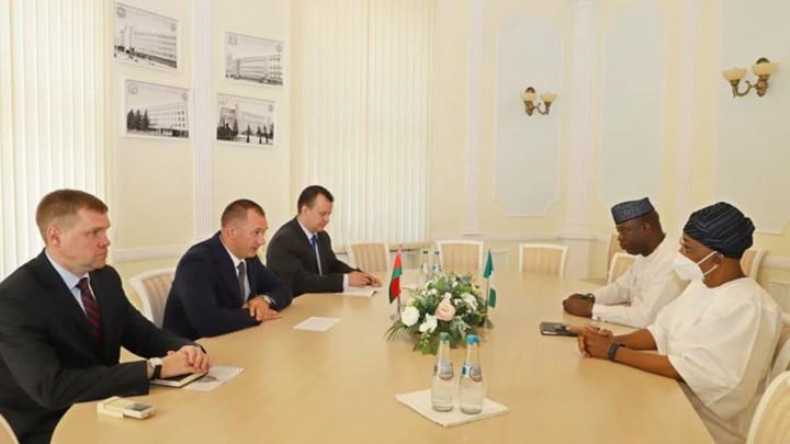 Милиционеры Беларуси помогут Нигерии в подготовке спецов