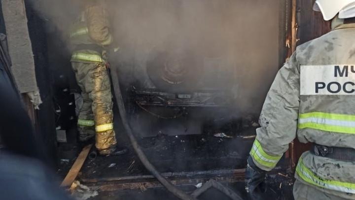 Забайкальские огнеборцы потушили шесть пожаров за сутки