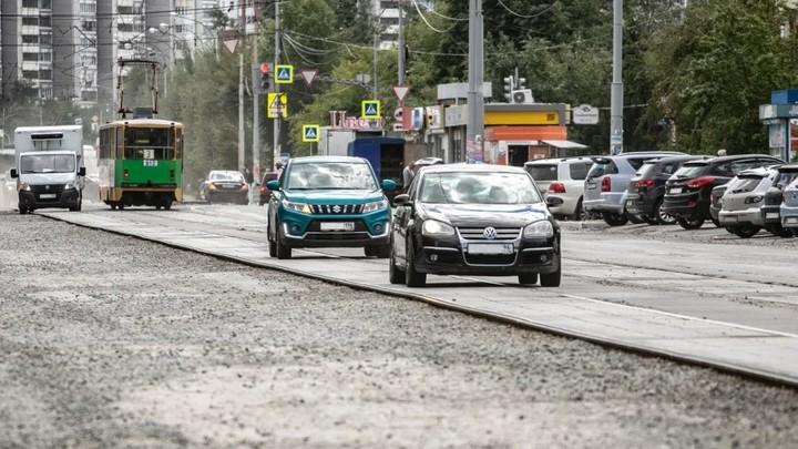 Мэр Екатеринбурга назвал сроки окончания ремонта на улицах Викулова и Заводской