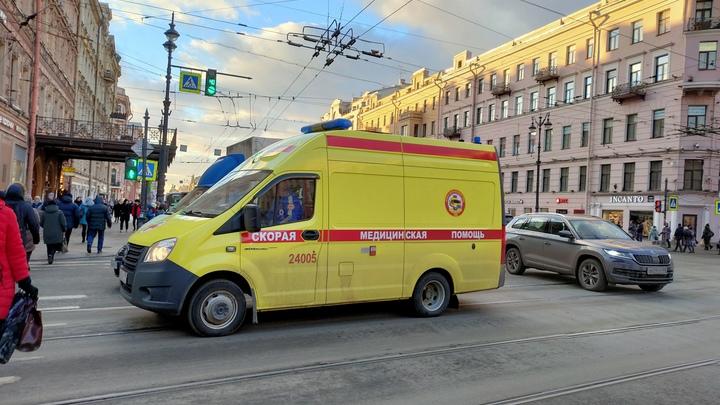 Бытовой конфликт вышел на улицу: в Петербурге схлестнулись 70 мигрантов в массовой драке