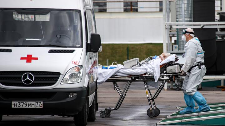 Впервые за неделю: коронавирусная статистика в Петербурге вновь подросла