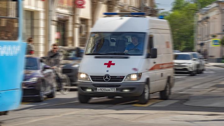 Родители не досмотрели: в Купчино из окна выпал шестилетний ребенок