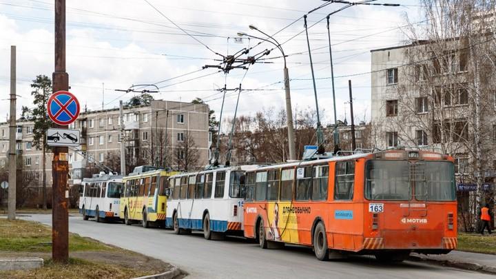 В Екатеринбурге остановился электротранспорт. Причина - многомиллионные долги