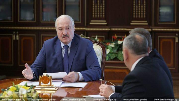 Александр Лукашенко дал совет соплякам на «мерсах»