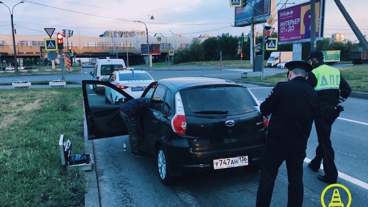 Взбодрился алкоголем и погнал: В Петербурге задержали пьяного мигранта на чужом авто