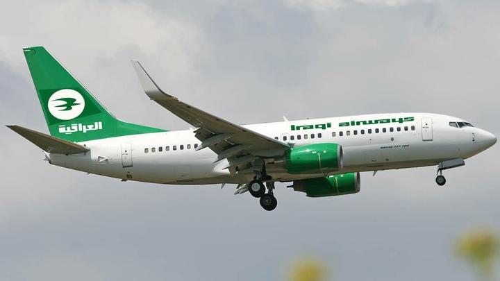 Ирак не услышал министра Литвы и запустил еще три авиарейса на Минск