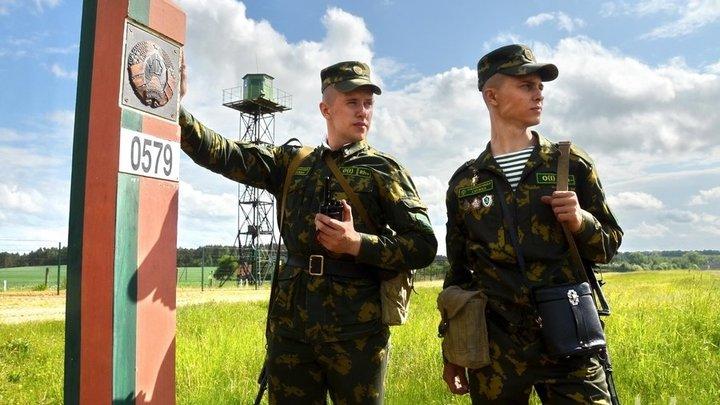 В Беларуси начались тактические учения вдоль государственной границы