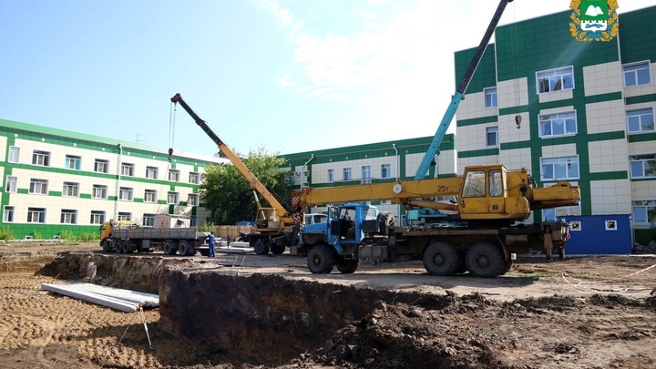 Кто денег даст: в Кургане построят здание поликлиники за 700 миллионов