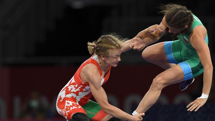 Борец из Беларуси Ирина Курочкина принесет стране еще одну медаль