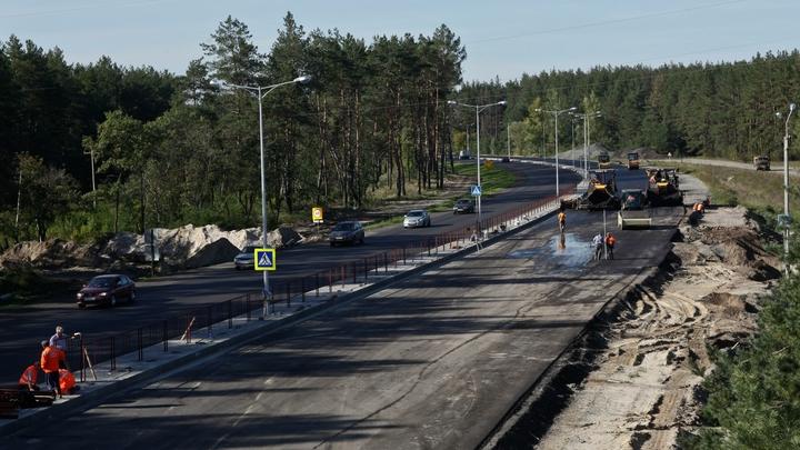 В Свердловской области планируется ремонт очередного участка Сибирского тракта