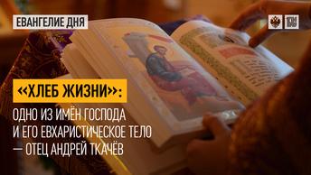 Хлеб Жизни: Одно из Имён Господа и Его Евхаристическое Тело — отец Андрей Ткачёв