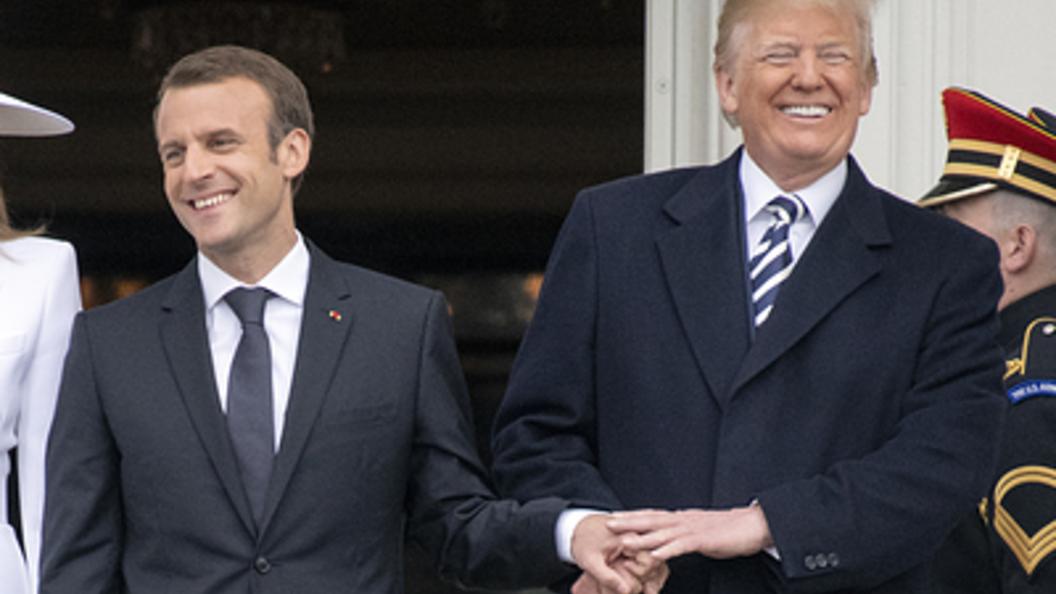 Трамп объявил ожелании вывести войска изСирии