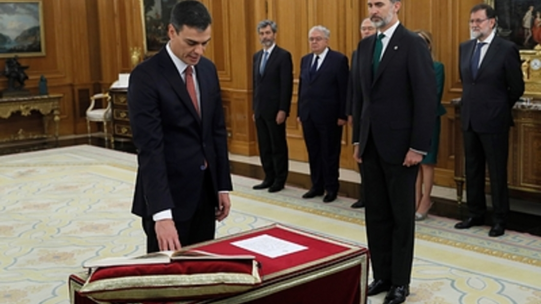 Санчес объявил состав руководства  Испании