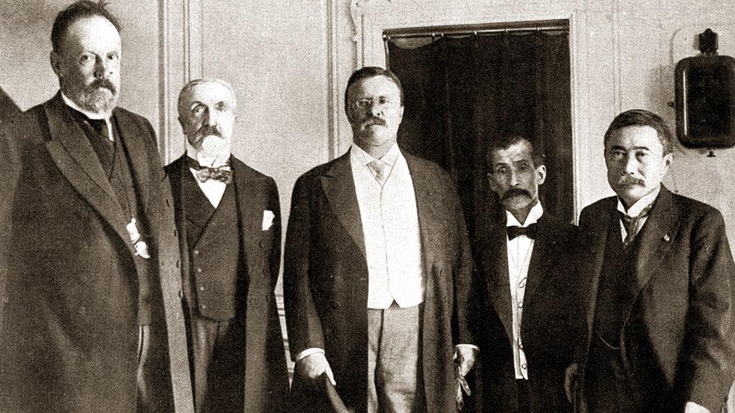 Один день в истории: 112 лет назад был заключен Портсмутский мир