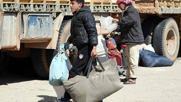 МИД Иордании анонсировал встречу  России и США по Эр-Рукбану, где беженцы живут в невыносимых условиях, и у них вымогают деньги - СМИ