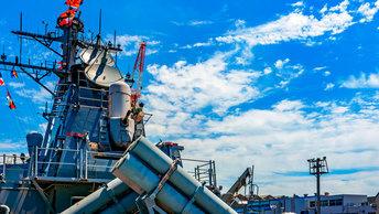Американский эсминец погубила уверенность в собственной исключительности