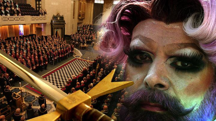 Английские масонские ложи открыли двери трансгендерам