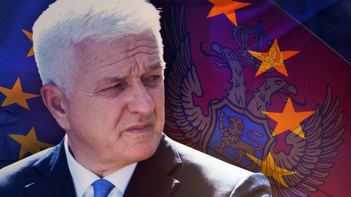 Евросоюз использует Черногорию для давления на Сербию