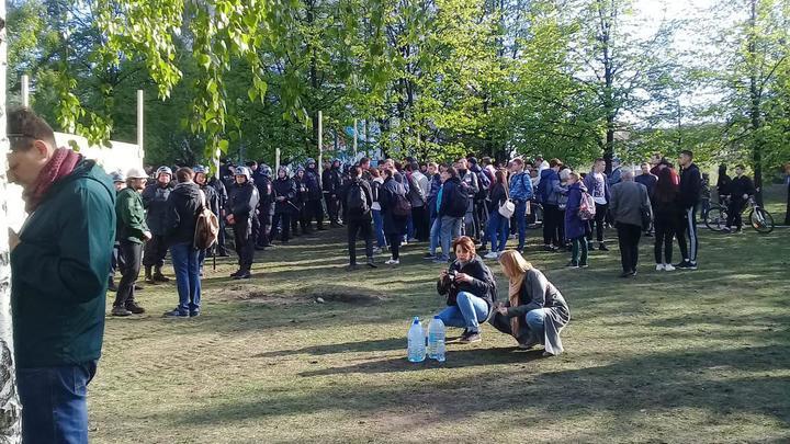 И не говорите, что не предупреждали: Авторы военного паблика обратились к родителям протестующих в Екатеринбурге
