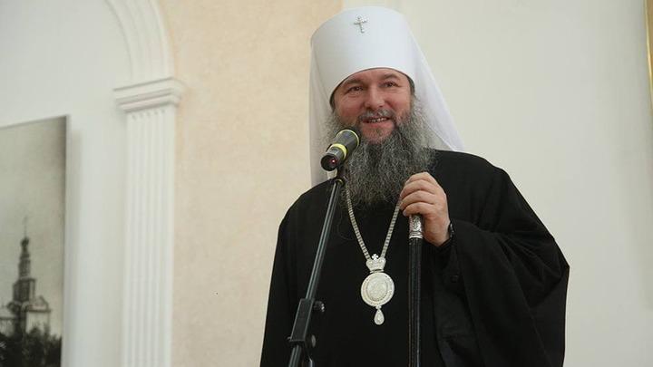 Мошенники начали пользоваться именем Екатеринбургского митрополита