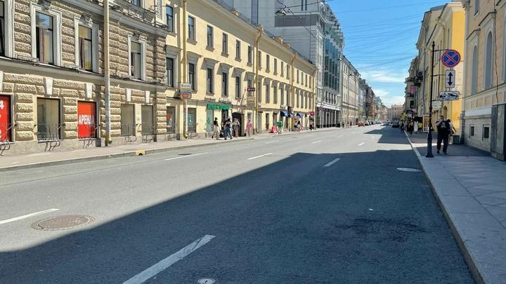 Комитет по транспорту назвал улицы, где автомобилисты чаще всего нарушают правила