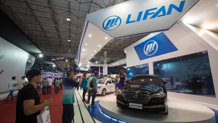 Осенью в автосалоны России поступит любимец китайцев - семиместный Lifan MyWay