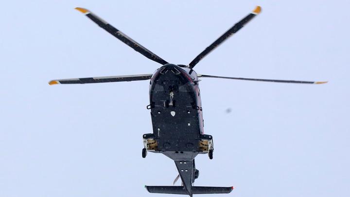 Остались жена, дети: Спасатели приехали, вертолёт ещё горел - раскрыта личность погибшего