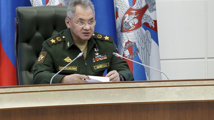 Россия сформировала Силы спецопераций: Шойгу отчитался о преобразованиях в армии