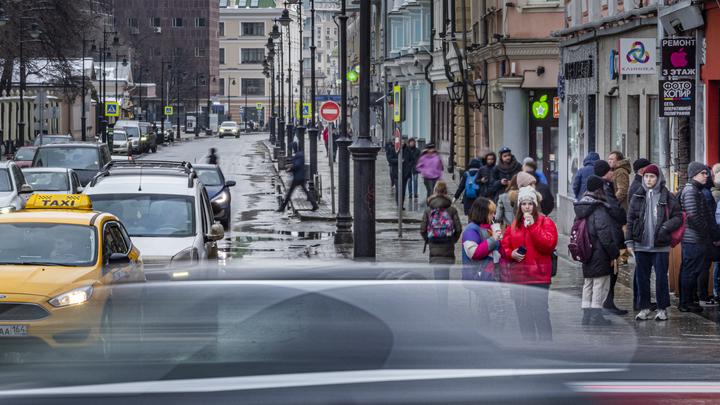 В России появится новый дорожный знак - предупреждающий