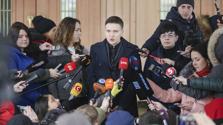 Верховная рада Украины рассмотрит вопрос об аресте Надежды Савченко 22 марта