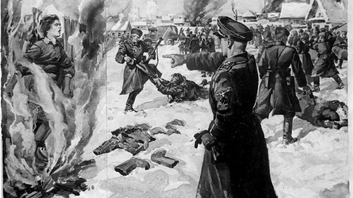 Героизация фашистов...: Венгерское правительство назвало героями солдат, сражавшихся на стороне Гитлера