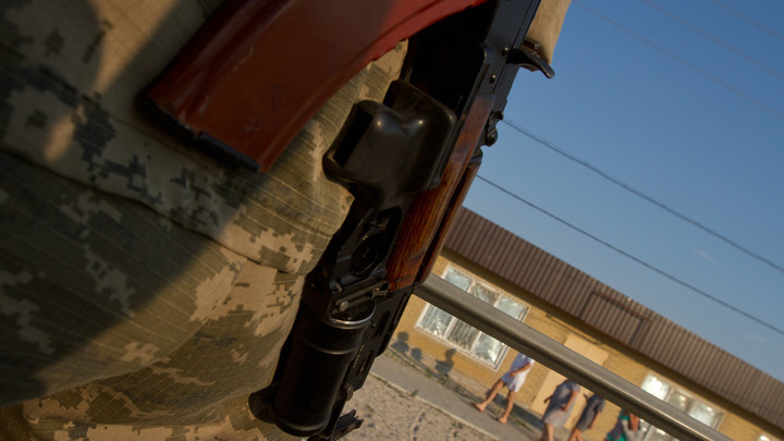 Киев захотел «оккупировать» границу Крыма силовиками