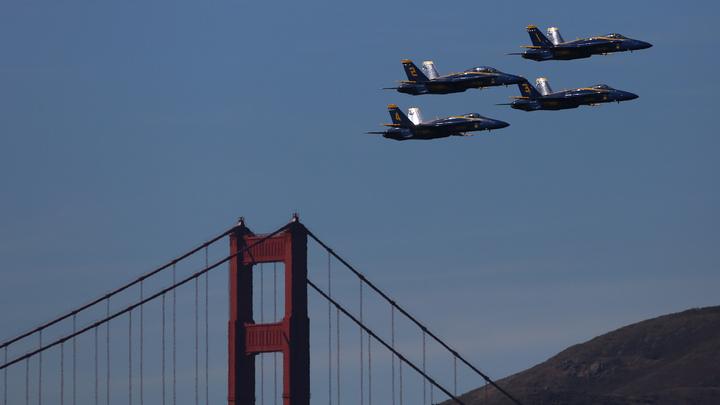 Трамп запугивает Ким Чен Ына: В Японию отправлены новейшие истребители F-22 Raptor