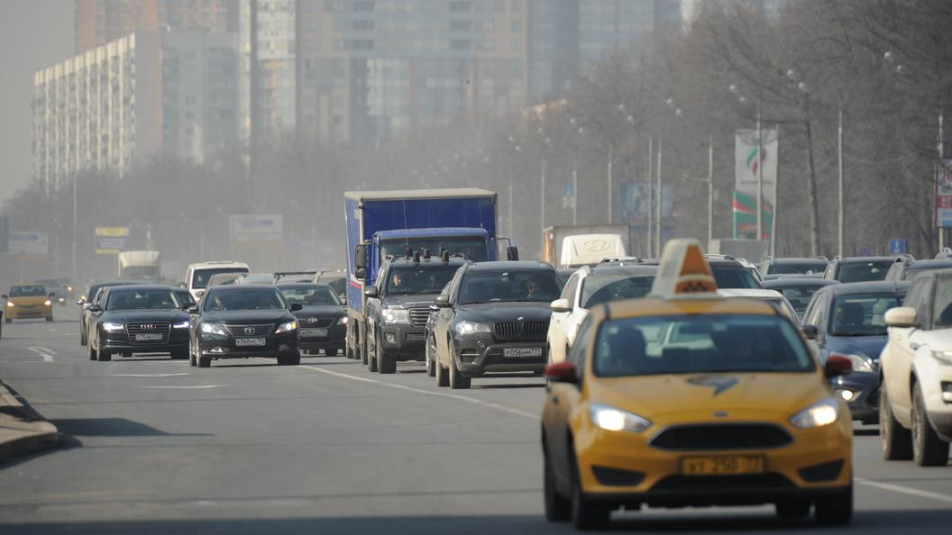 В Москве меняются правила работы таксистов
