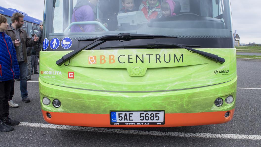 В декабре на улицах Тюмени появится безрогий троллейбус