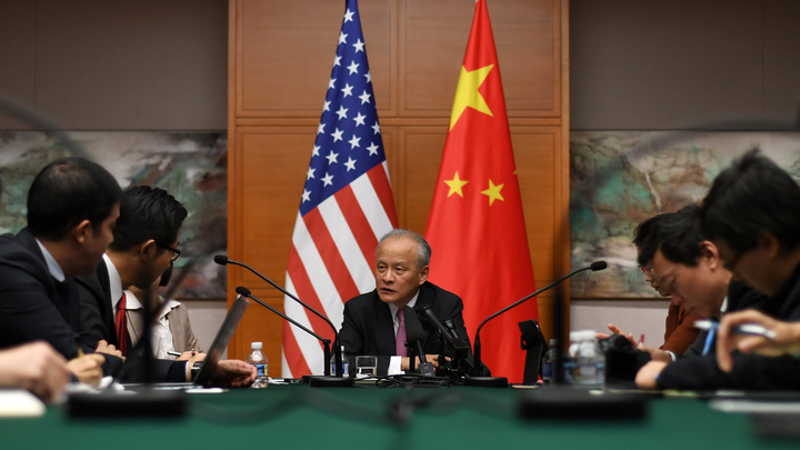 Дипломатическая война США и Китая всё жёстче: В КНР заявили об угрозах подрыва и расправы