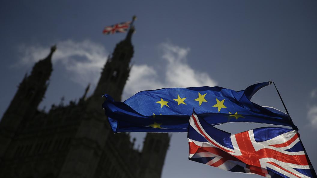 Палата общин парламента Англии приняла законодательный проект оBrexit