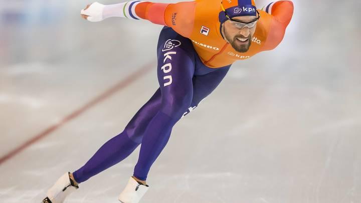 Голландцы продолжают брать олимпийское золото