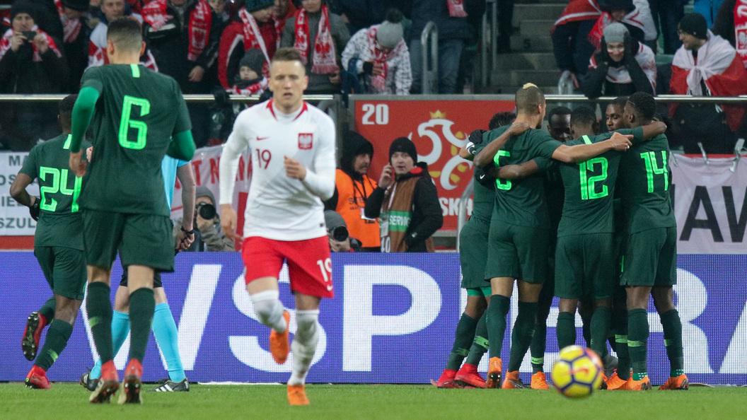 Футболисты Нигерии останутся без поддержки куриц