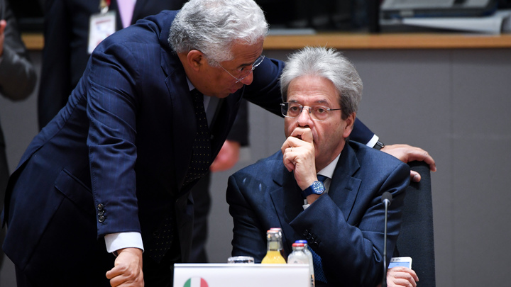 Как-нибудь без нас: Италия отказалась от участия в сирийской авантюре США
