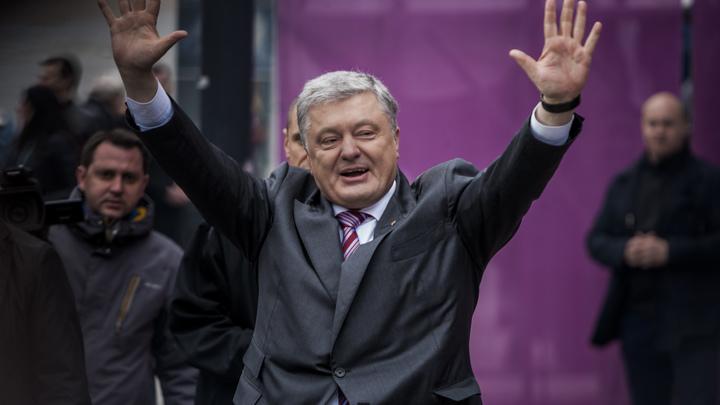 Неделя до выборов. Порошенко даёт Ельцина - генеральские крысы бегут