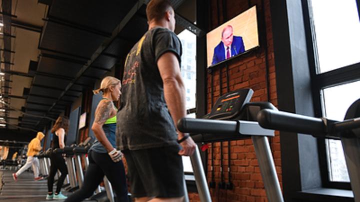 Осторожней с весом: Тренер дала советы по фитнесу в условиях карантина