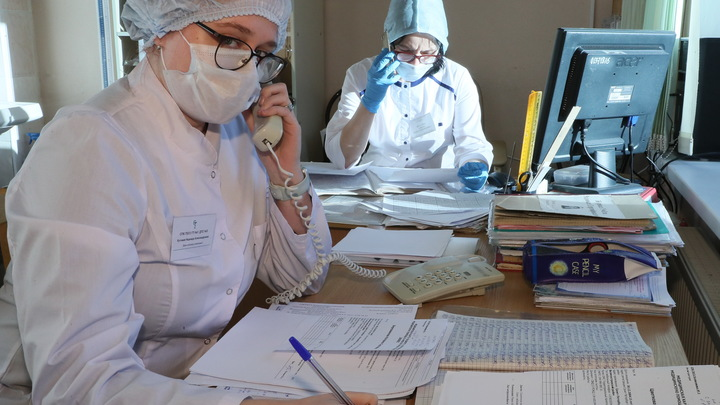 Несмотря на пандемию, поликлиники Санкт-Петербурга продолжат работу в плановом режиме