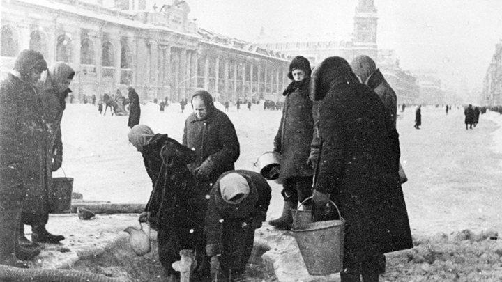 Блокада Ленинграда была 900 днями победы русского духа